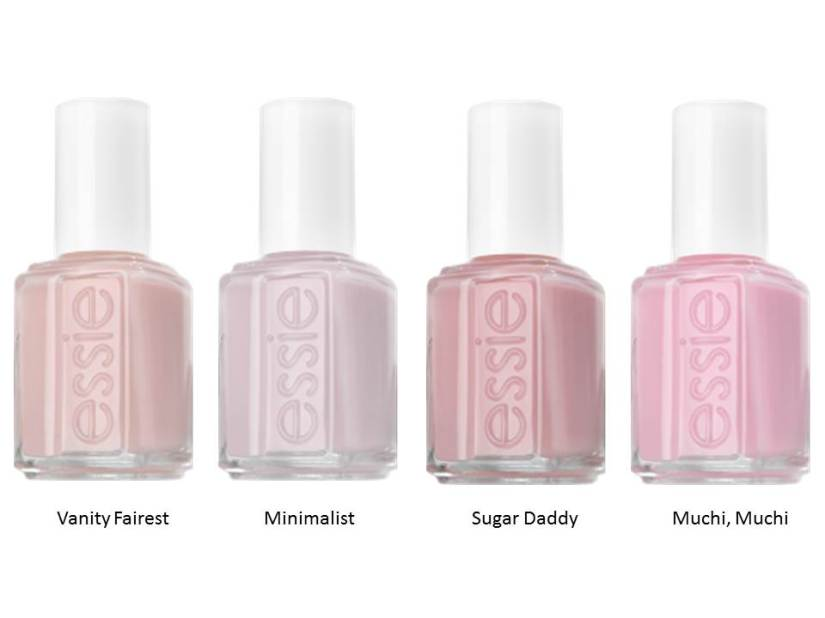 All Colors from Essie