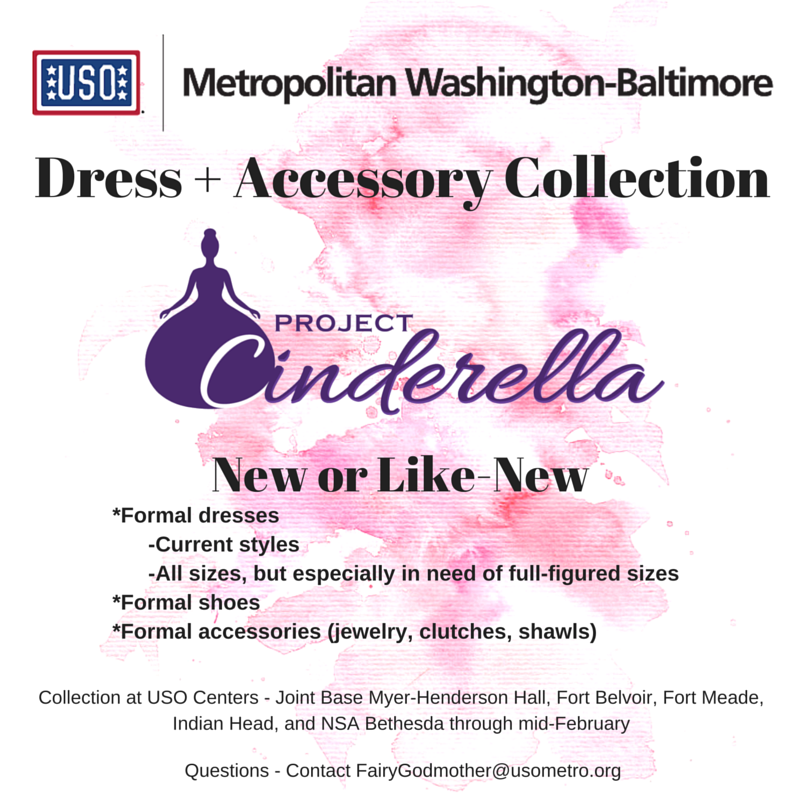 Project Cinderella - Dress and Accessory Collection